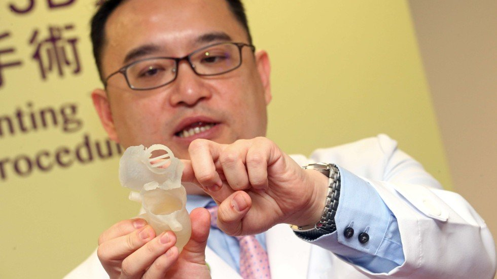 Image result for 3D- printed silicone heart made that beats like human hurt
