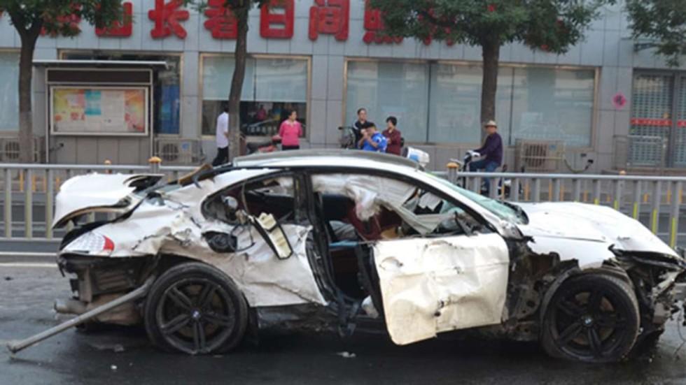 Crash Each Others Cars
