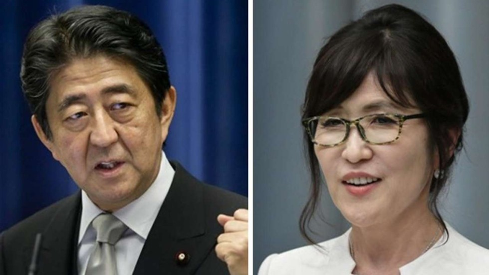 Abe reshuffles Cabinet, picks controversial hawkish Inada ...