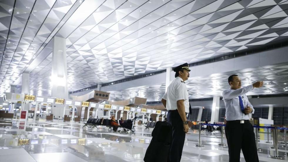 Terminal 3 Bandara Soekarno Hatta. Foto: EPA