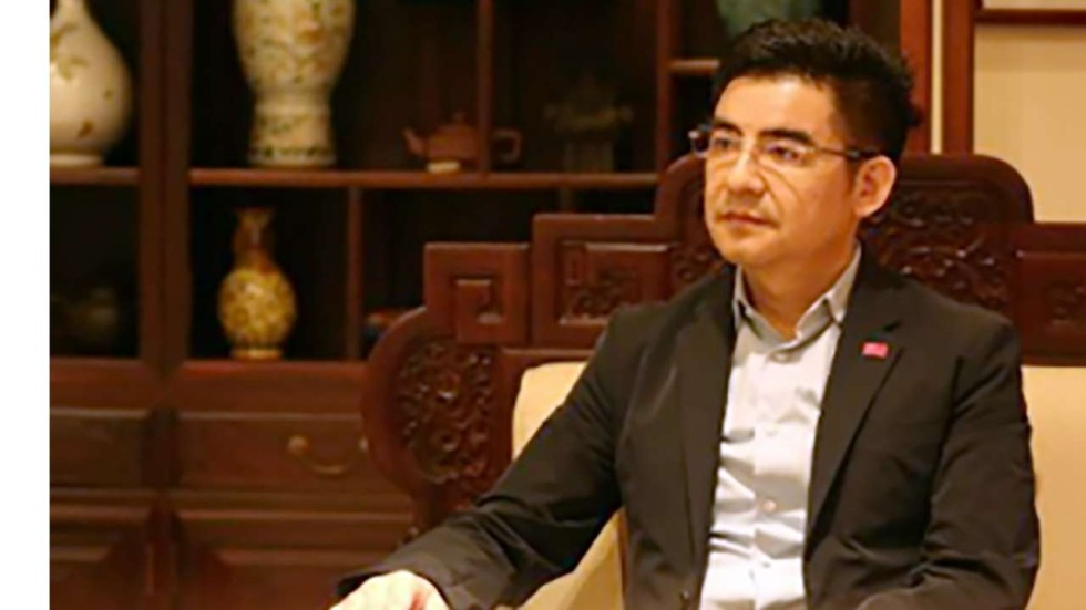 Chinese tycoon Chen Guangbiao\'s recycling firm involved in US$45 ...