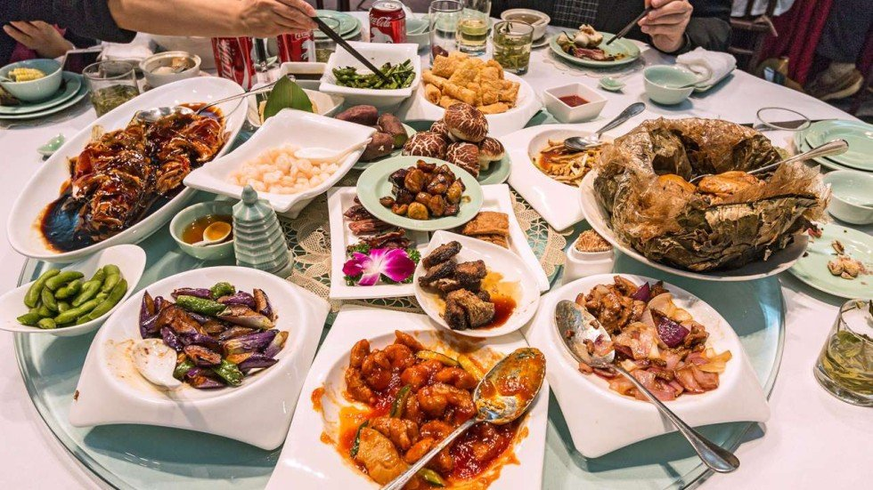 My Austere Chinese Wedding 20 Types Of Banquets Off The