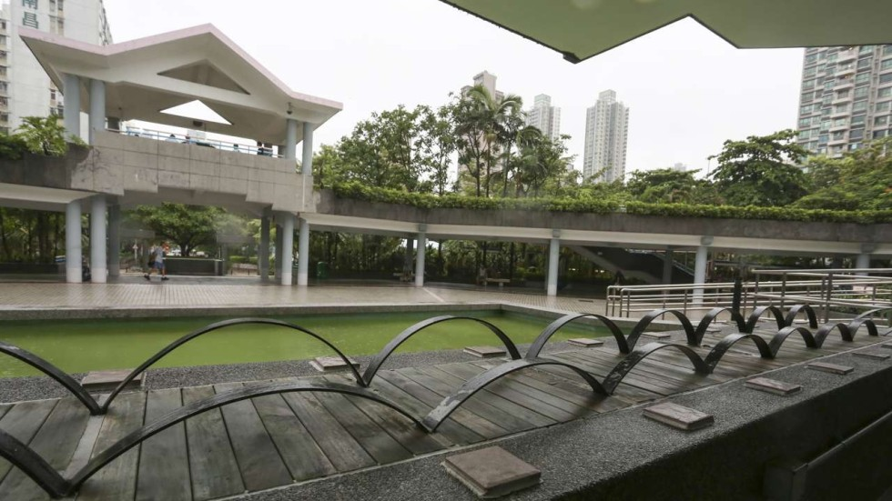 How Hong Kong S Hostile Architecture Hurts City S Homeless