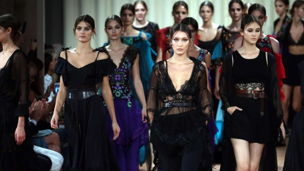 Fairytale And Army Inspired Looks Open Milan Fashion Week South