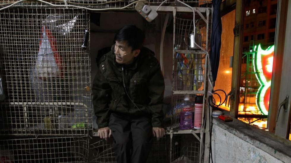 Appallingly small living spaces put Hong Kong to shame | South China ...