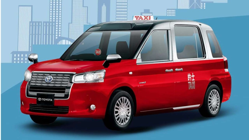 Could This Hk 300 000 Hybrid Taxi Be The New Look Of Hong