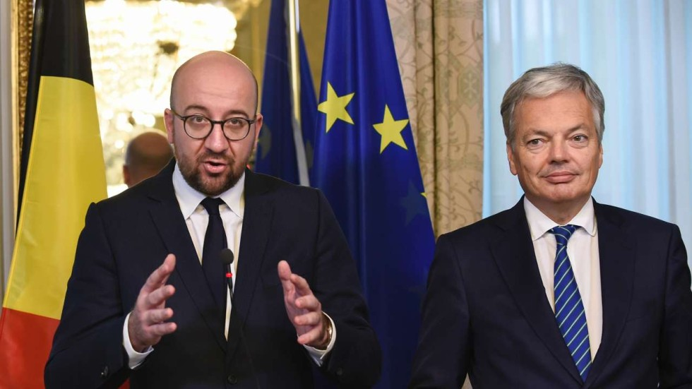 The Time For Talking Is Over Belgium Reaches Agreement Over