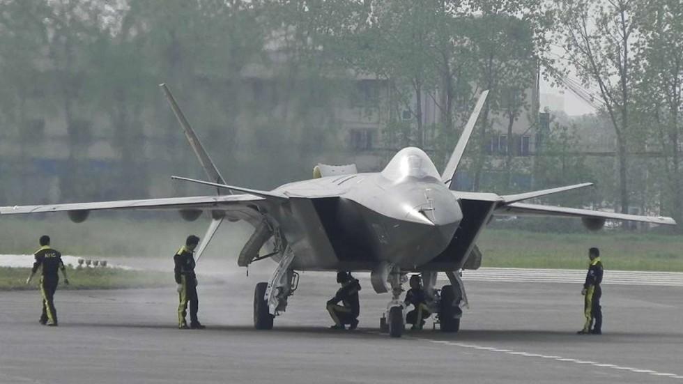 """Résultat de recherche d'images pour """"China advanced aircraft J-20"""""""