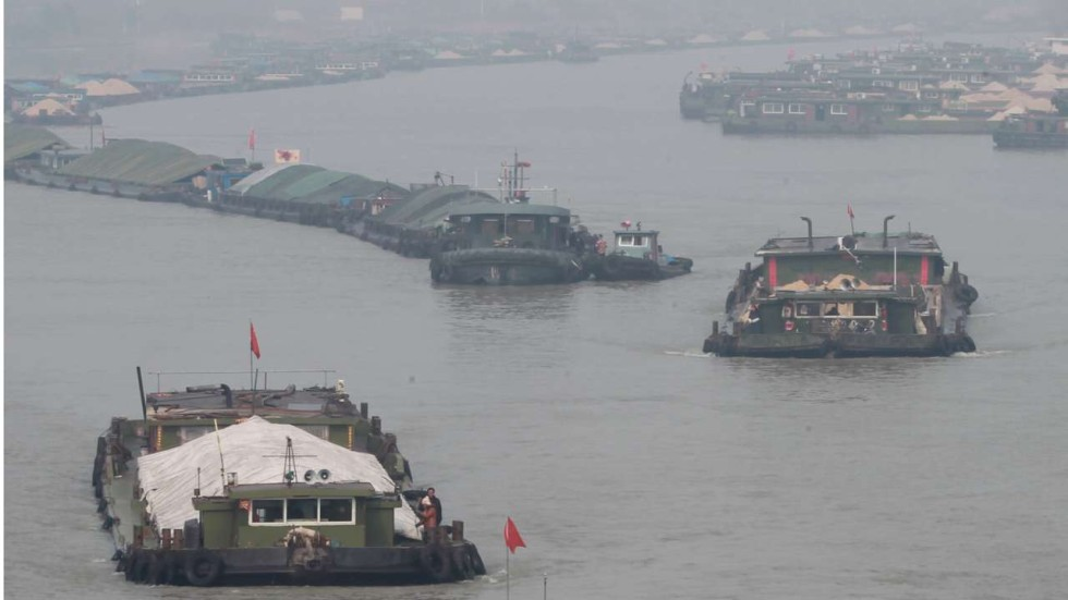 grand canal china facts