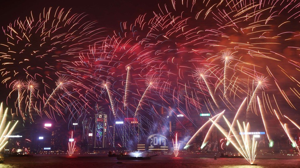 24000 fireworks shells to explode over victoria harbour in epic 24000 fireworks shells to explode over victoria harbour in epic lunar new year display south china morning post malvernweather Image collections