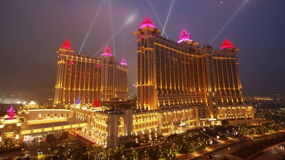 Casino at macau how to repair slot machines