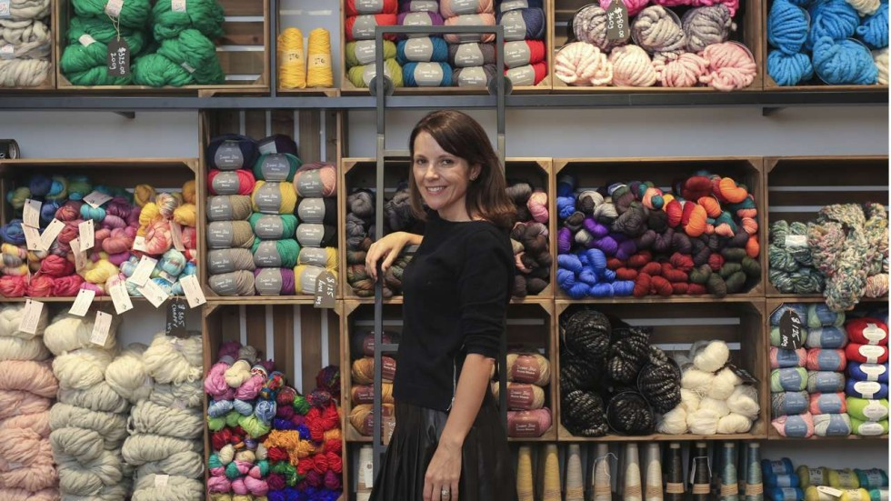 Knitting Yarn Hong Kong : Why yarn queen nicola robb is telling hong kong to get