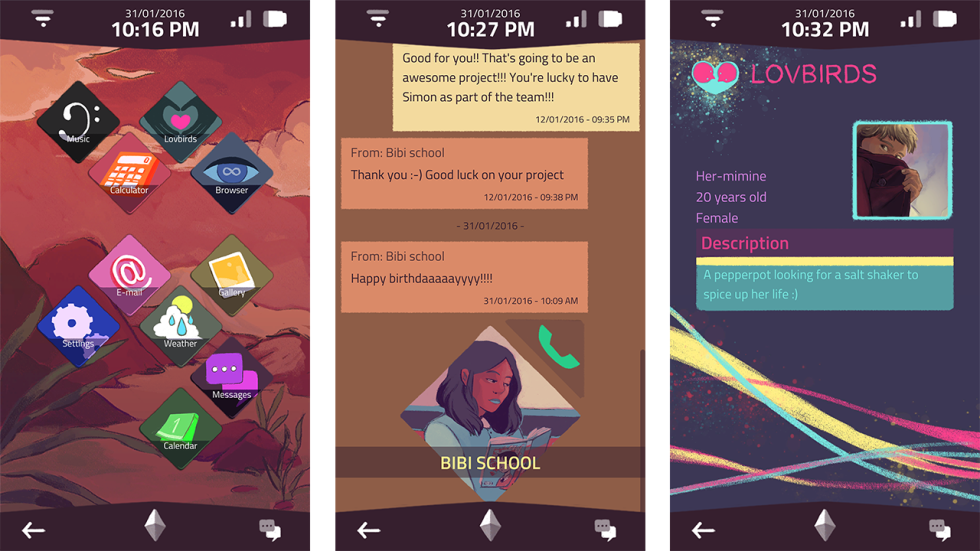 Game Review A Normal Lost Phone Misplaced Mobile Reveals Mysterious Backstory