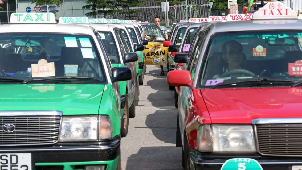 Hong Kong taxi fares set to rise after HK$2 increase in ...