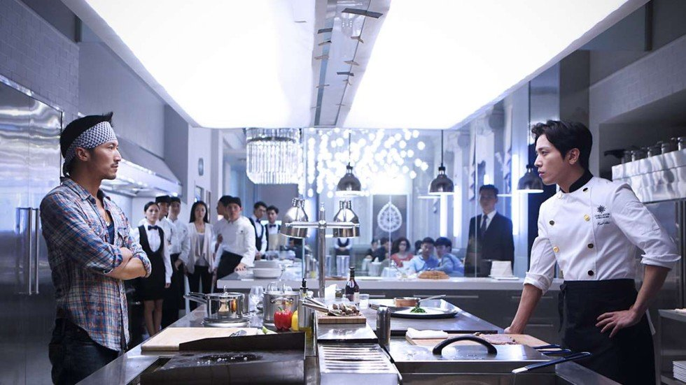 Film review: Cook Up a Storm  Nicholas Tse, Jung Yong-hwa