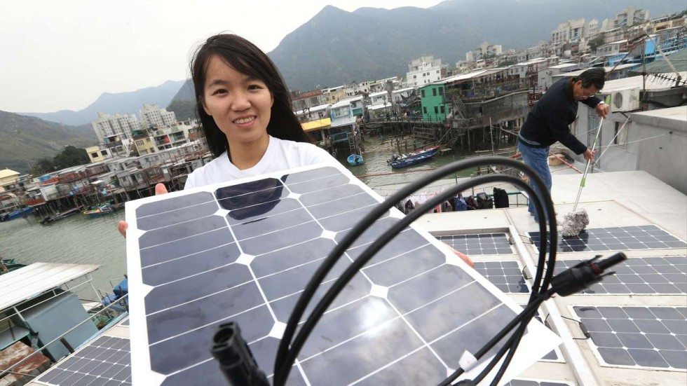 Tai O Stilt Homes To Help Prop Up Hong Kong S Power Grid