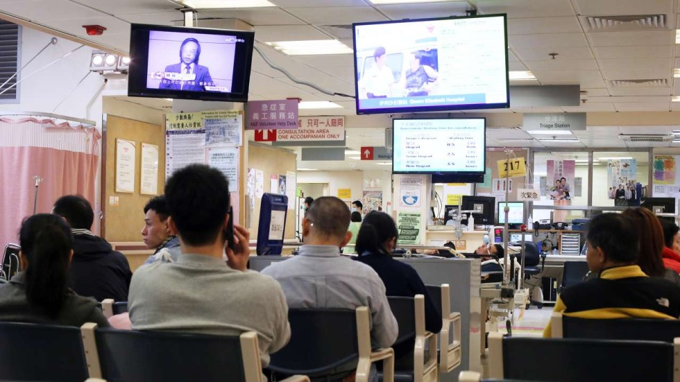 Outpatient triage system geared to ensure urgent cases get priority ...