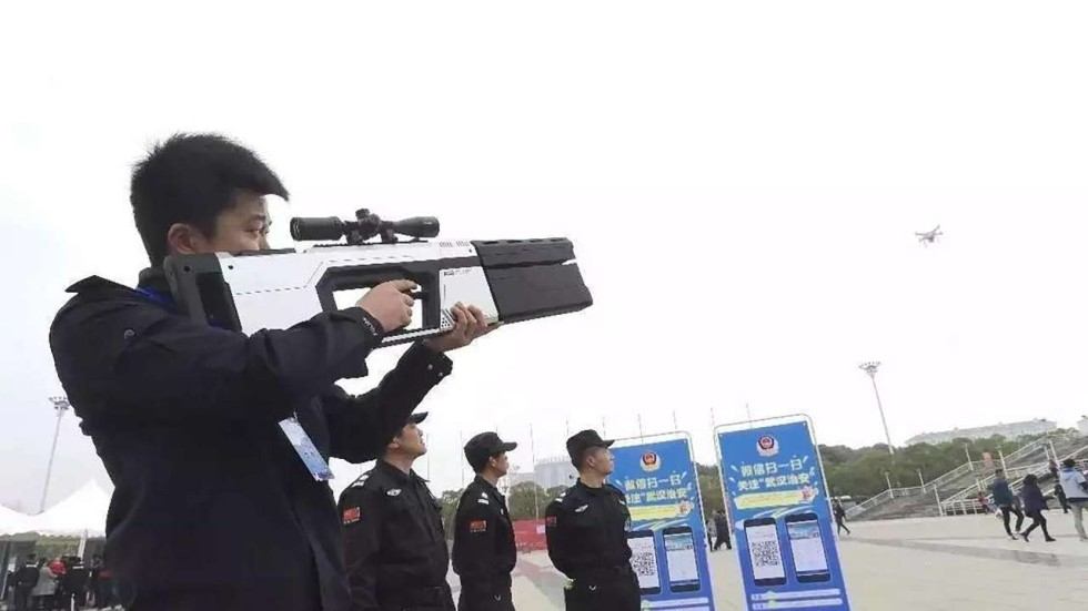 Chinese Police Armed With Anti Drone Guns To Scramble Signals And Force Landings South China