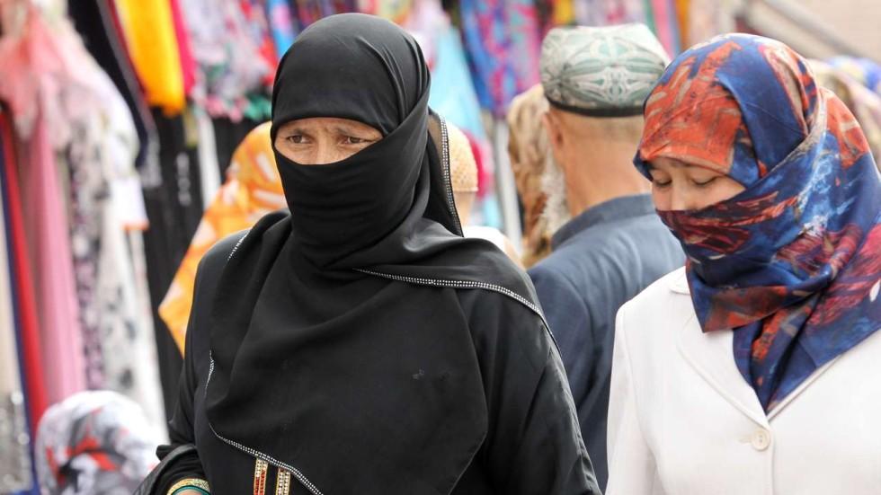 banning the burqa