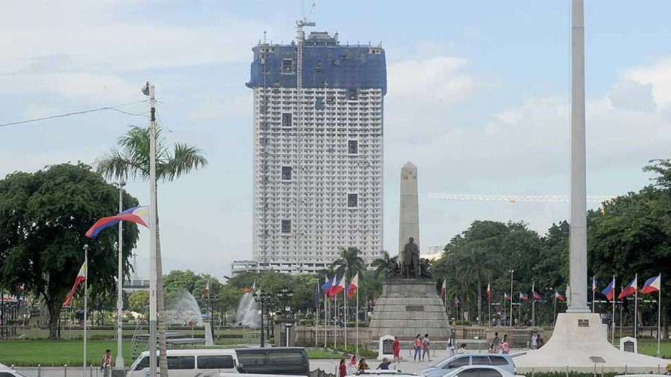 Construction To Resume On Manila S Photobomber Apartment Building