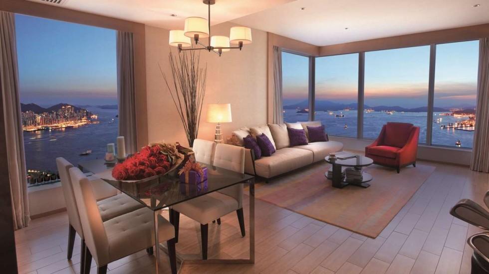 Bedroom Serviced Apartment Hong Kong