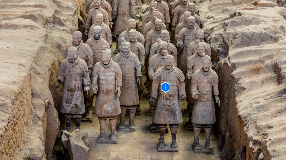 an introduction to the history of chinese terra cotta worriers China's terra-cotta warriors the holocaust history museum china's terra-cotta warriors the great wall of china giant panda reserve.