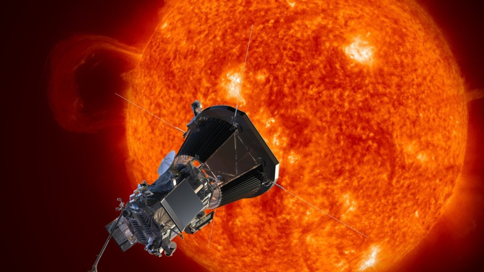 Nasa To Launch Probe Into The Sun S Corona Or Atmosphere