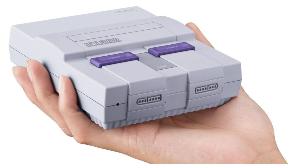 Nintendo S Snes Classic Will Come With 21 Legendary Games From