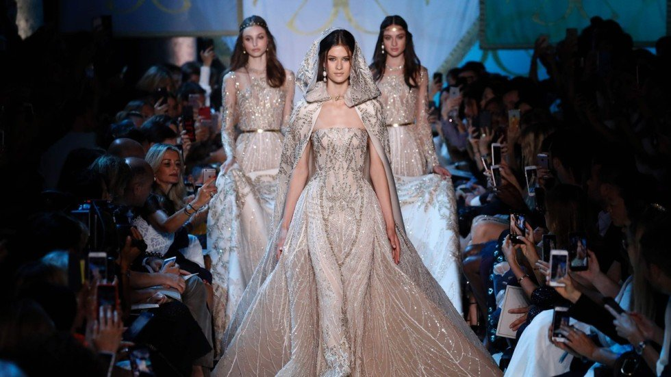 Elie Saab Runway Celebrates Game Of Thrones Warrior Queens Of Fashion South China Morning Post