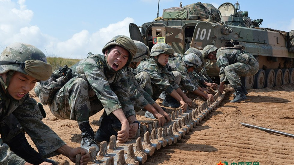 8 things to know about Chinas biggest army training base South