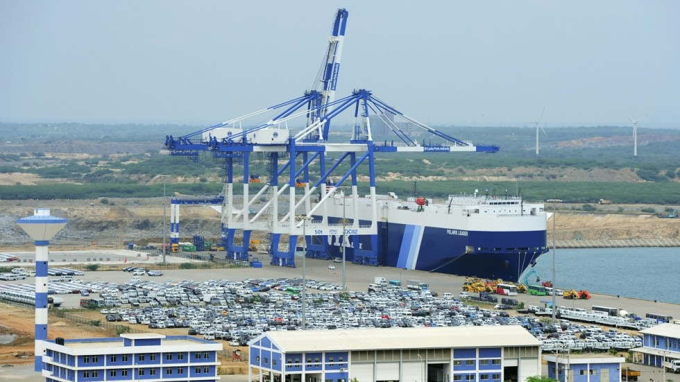 China Merchants Port To Invest Up To US$1.12b In Sri Lankau0027s Hambantota Port  In Revised Deal