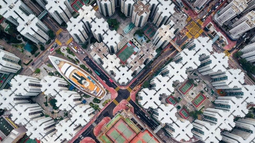 Hong Kongs Andy Yeung Wins Award In Global Photo Contest For Drone