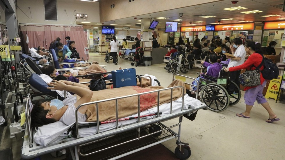 Hong Kong Health Officials To Review Whether Buying Beds