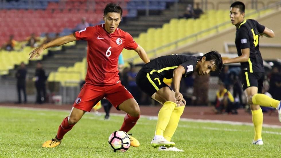 Image result for malaysia 1-1 hongkong