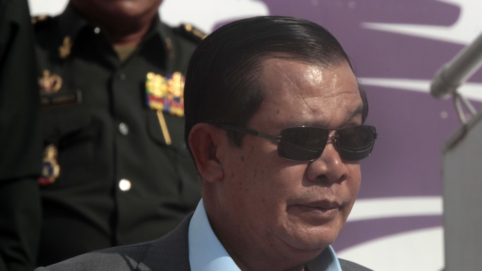 0959320cba5a Cambodia s prime minister vows to rule for another 10 years as opposition  party faces exclusion from 2018 election