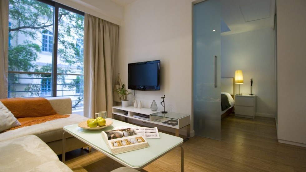 Dash Suites Offers 'sweet Spots' For Expatriate Executives As Beauteous 3 Bedroom Serviced Apartment Hong Kong Concept Decoration