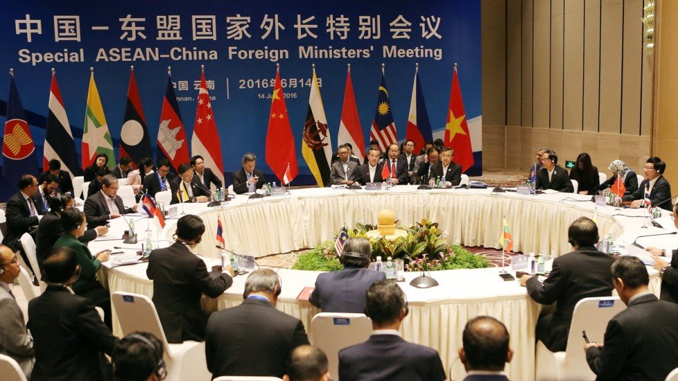 sinpapore position paper over south china Territorial disputes in the south china sea suggesting china is claiming sovereignty over its territorial waters, a position singapore hopes that china will.