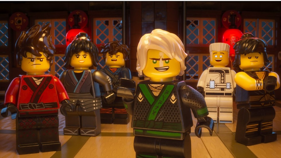 Film review: The Lego Ninjago Movie – not even Jackie Chan could ...