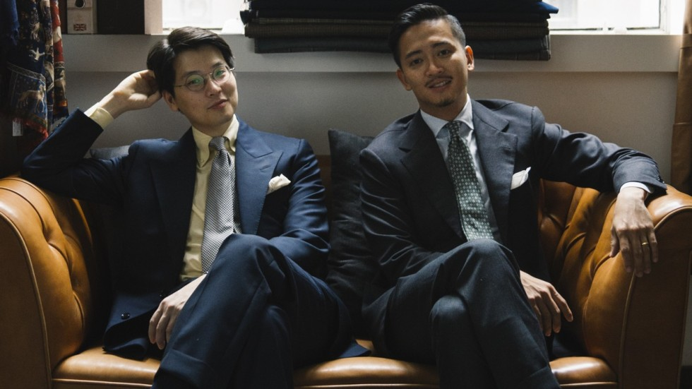 c01f7cb4b68f How the Hong Kong man about town can wear Zegna or Tom Ford and not ...