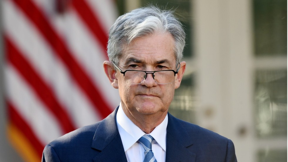 Image result for Jerome Powell, photos