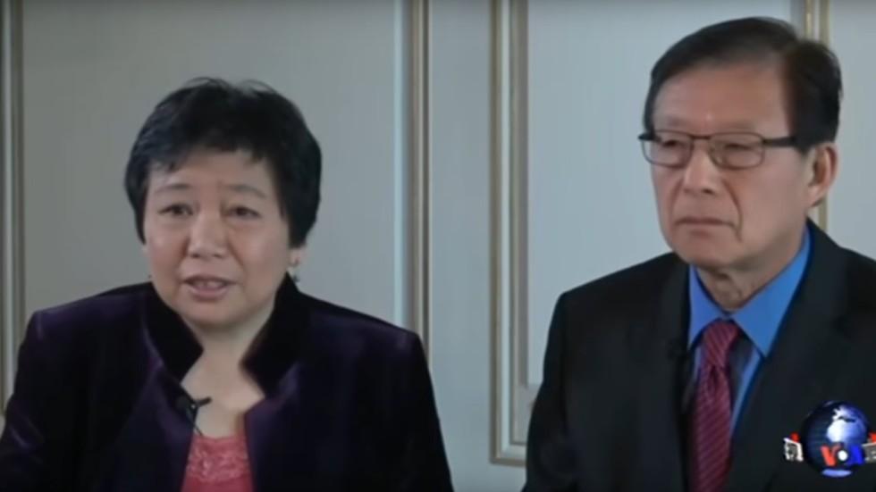 Guo huai wife sexual dysfunction