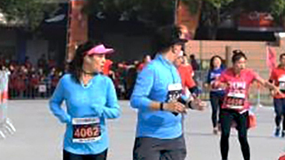 Shanghai Half Marathon Runner Collapses And Dies Within Sight Of The
