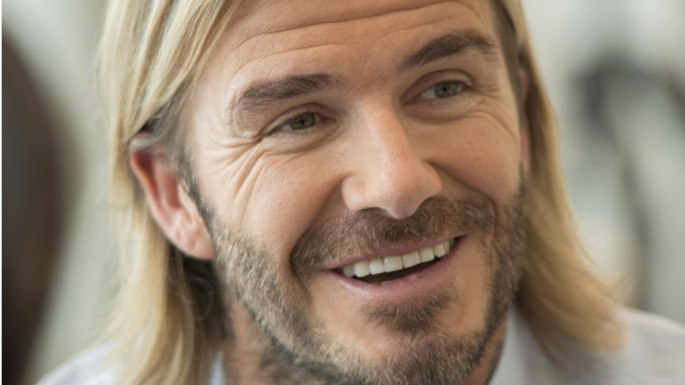Why David Beckham Thinks China Will Win The World Cup Soon Plus - David beckham recent hairstyle