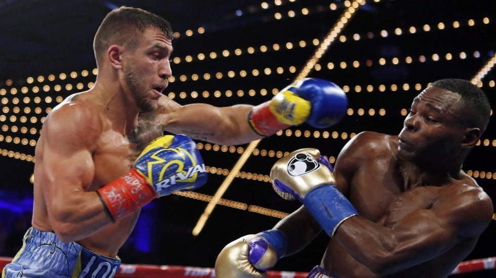 Mixed boxing fetish #9