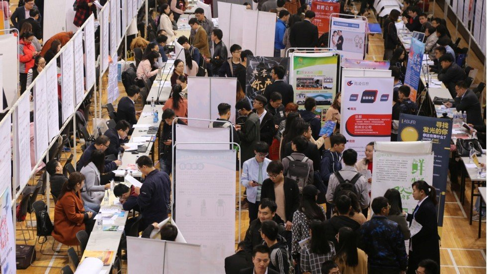 China Welcomes Foreign Students But Jobs Hard To Come By  South