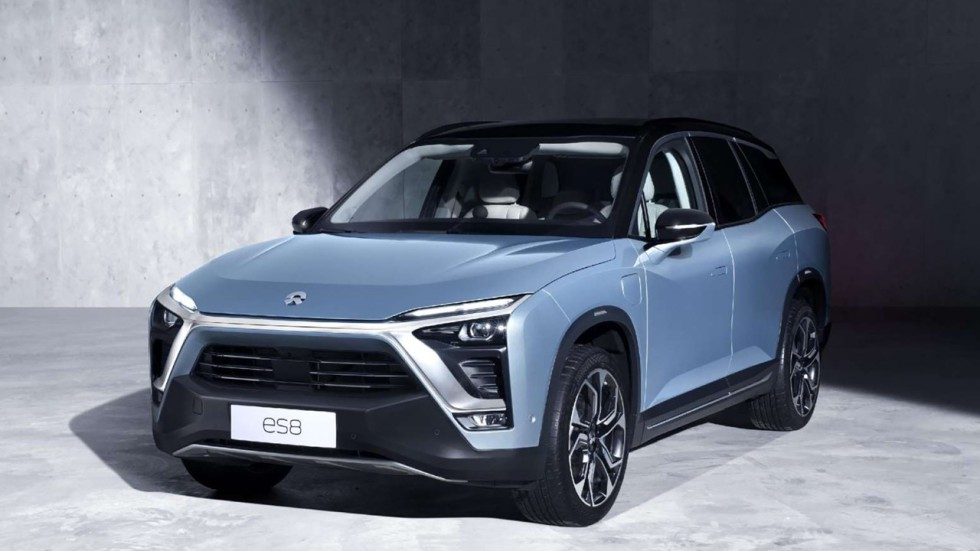 This is China's answer to the Tesla Model X – at about half the ...