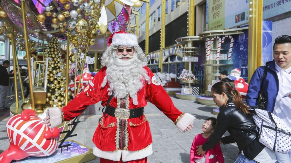 Santa is my identity\': how a Hong Kong man lives and breathes the ...