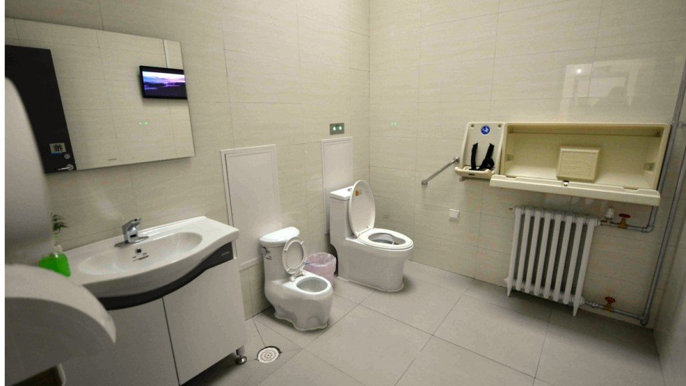 'Toilet Chiefs' In, Luxury Loos Out As China's Public