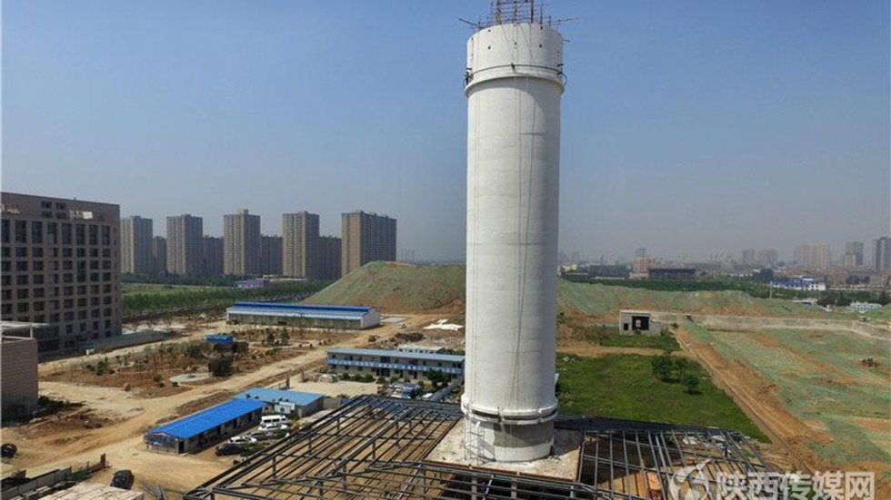 China Builds World S Biggest Air Purifier And It Seems