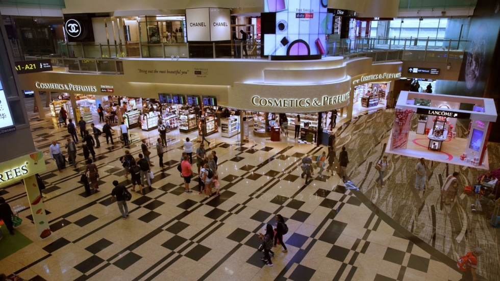 Singapore's crime rate is so low that many shops don't even lock up